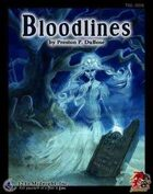 12TM: Bloodlines--Savaged edition