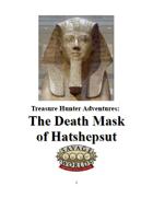The Death Mask of Hatshepsut