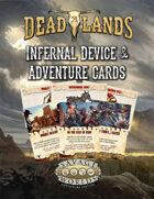 Deadlands: The Weird West: Adventure and Infernal Device Cards