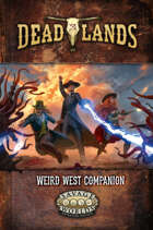 Deadlands: The Weird West: Companion