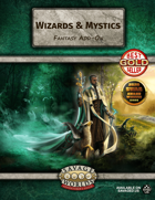Wizards & Mystics (Fantasy Add-On)