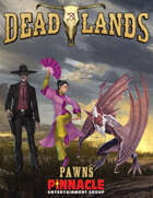 Deadlands: The Weird West VTT Pawns