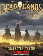Deadlands: The Weird West VTT Character Tokens