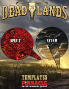 Deadlands: The Weird West VTT Templates