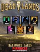 Deadlands: The Weird West VTT Harrowed Cards