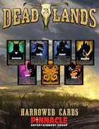 Deadlands: The Weird West VTT Harrowed Cards