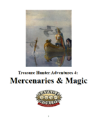 THA4: Mercenaries & Magic