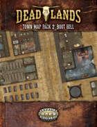 Deadlands: The Weird West: Map Pack 2: Boot Hill