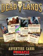Deadlands: The Weird West VTT Adventure Cards