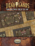 Deadlands: The Weird West: Map Pack 3: End of the Line