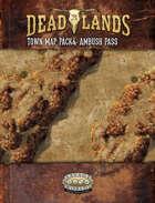 Deadlands: The Weird West: Map Pack 4: Ambush Pass