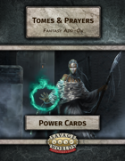 Power Cards (Fantasy Add-On)