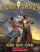 Deadlands: The Weird West Blood Drive VTT Pawns