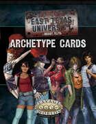 ETU: Archetype Cards