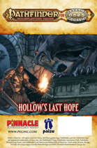 Pathfinder® for Savage Worlds: Hollows Last Hope
