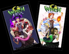 Witch Girls Book of Shadows Preview