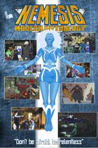 Nemesis Modern Mythology Poster