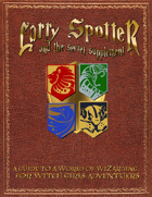 Larry Spotter and The secret supplement