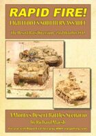 Lightfoot's Southern Assault - The Desert Rat's Diversion - 23rd October 1942