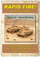 Tebaga Gap - Monty's Blitzkrieg