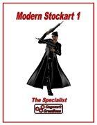 Modern Stockart 1: The Specialist
