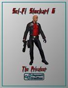 Sci-Fi Stockart 6: The Privateer