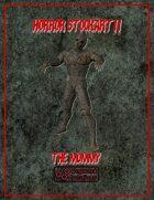 Horror Stockart 11: The Mummy