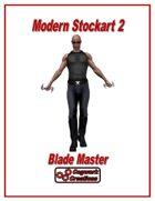 Modern Stockart 2: Blade Master