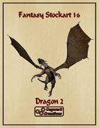 Fantasy Stockart 16: Dragon 2
