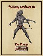 Fantasy Stockart 18: The Flayer