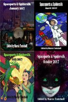 2017 Spaceports & Spidersilk Bundle [BUNDLE]