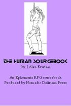 The Human Sourcebook