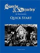 Swords & Wizardry Quick Start