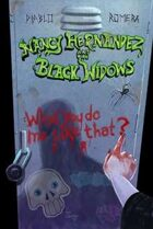 Nancy Hernandez and The Black Widows