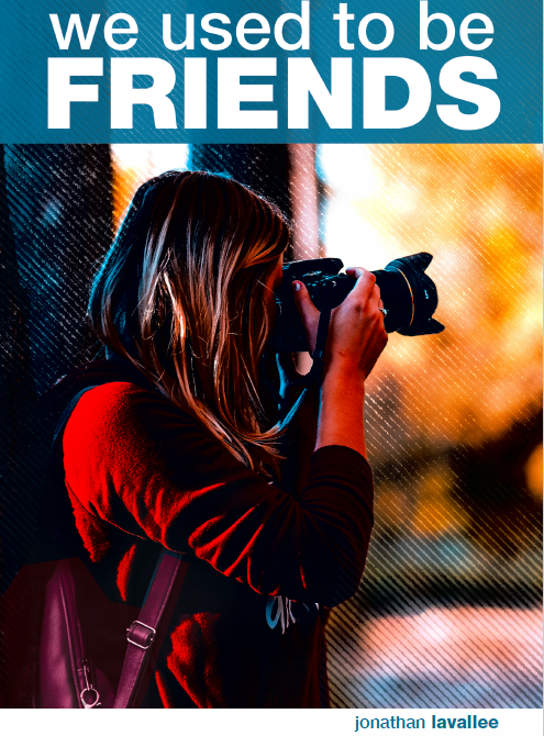 We Used to be Friends: Ashcan Edition