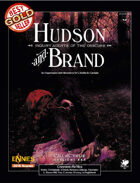 Hudson & Brand, Inquiry Agents of the Obscure - A Call of Cthulhu Setting for Cthulhu by Gaslight