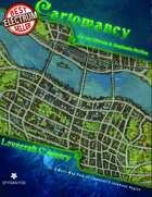 Cartomancy 23: Lovecraft Country Map Pack for Call of Cthulhu