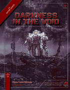 Darkness in the Void - A Sci-Fi Call of Cthulhu Scenario Set on an Alien World