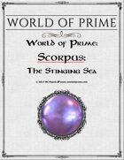 Scorpus - The Stinging Sea