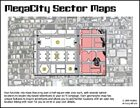 MegaCity Sector Maps