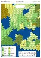 Fantasy Terrain Map Sample