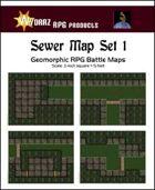 Sewer Map Set 1