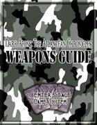 Dark Aeons: Weapons Guide