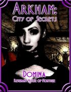 Arkham: City of Secrets - The Undead: Domina