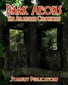 Dark Aeons: The Atlantean Chronicles