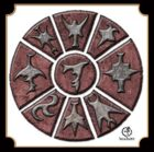 Bree Orlock Designs: Atlantean Sigil Wheel