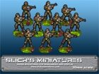 Modern Troops With Assault Rifles Set# 2