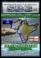 SBGv3 The India-Pakistan Expansion