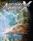Apotheosis Drive X - Fate-Powered Mecha RPG - HD Mix