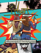 #iHunt: The RPG
